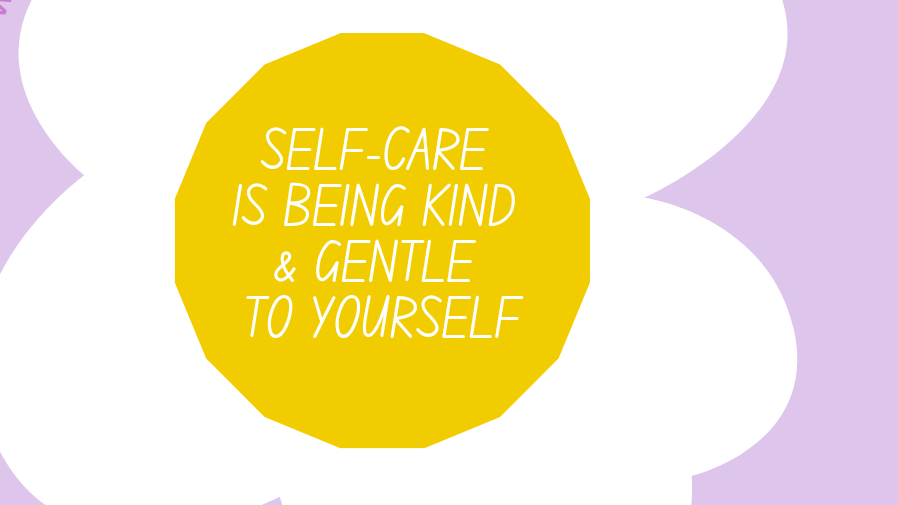 self-care zelfzorg